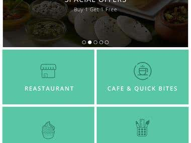 Restaurant Search and Booking