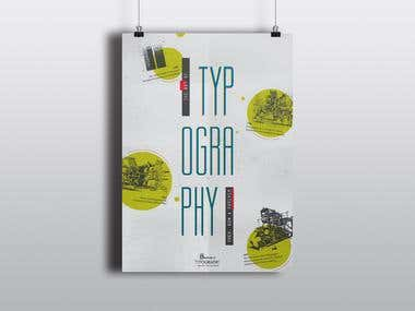 Museum of Typography - 3rd Poster Contest