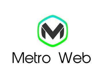 Logo Design for Metro Web