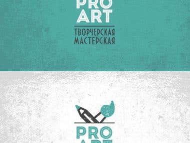 Logo Design - PRO ART