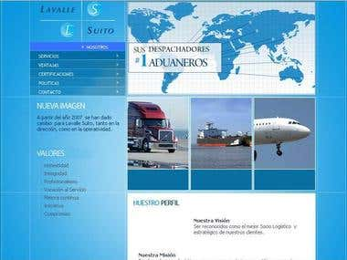 Diseño de Imagen empresarial y portal web