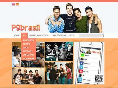 P9 Brasil Website