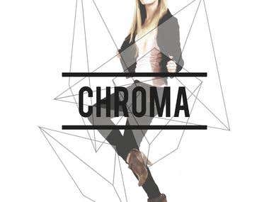 Chroma CD Advertisement