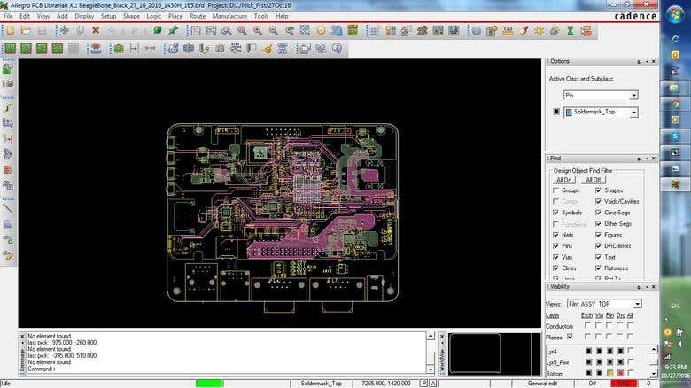 Design schematic and PCB on orcad and Allegro | Freelancer on