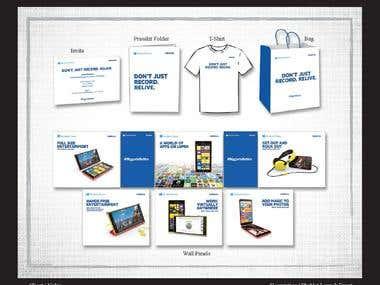 Client - Microsoft LUMIA Launch Event