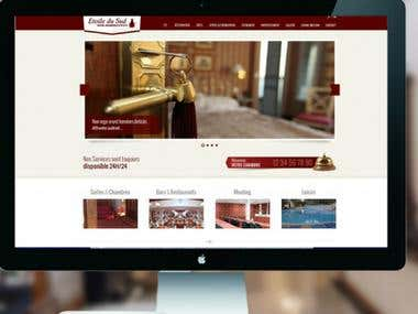Wordpress for african Hotel