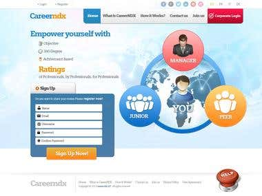 Corporate Validated Carrer Index system