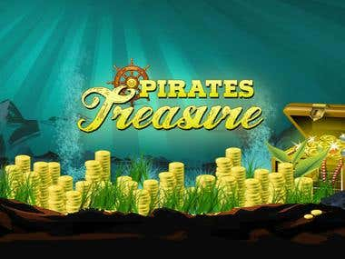 Pirate King Slot Game App