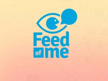 FeedOfMe Social media App