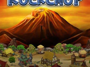 Rockchop Action  Game App