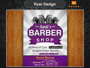 Creative Flayer Design