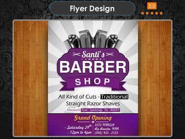 Creative Flayer Design