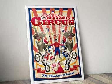 Cirrcus Poster