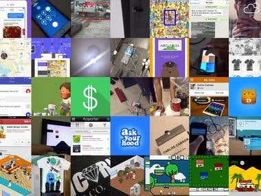 Online portfolio @ http://cabada.mx