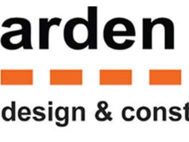 Garden Art Logo created in Adobe Illustrator