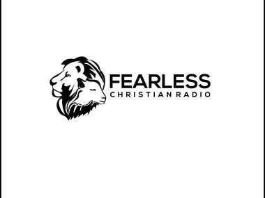 Fearless Christian Radio Logo