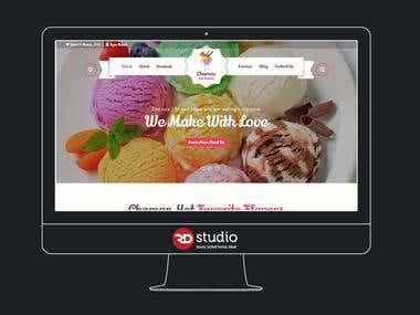 Chaman Ice Cream Online