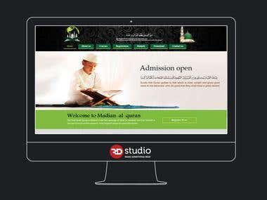 Madina al Quran Online