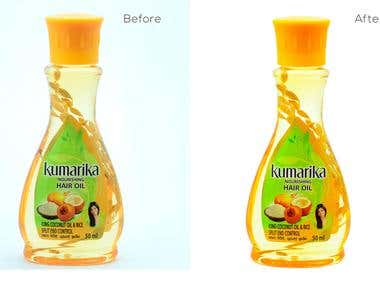 Product Photo Background Removing and Retouching