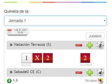 Quiniela de Fútbol Base (Catalunya)