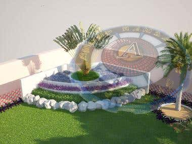 3d landscaping 2