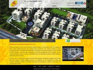Property Web Designing