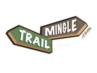 Logo - Trail Mingle.com