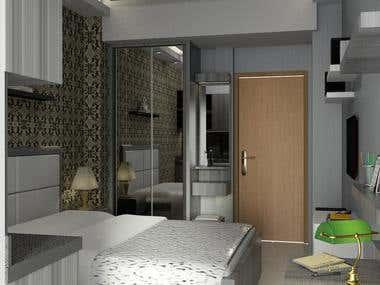 Apartmen Studio