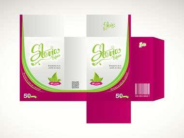 Stevia Pack