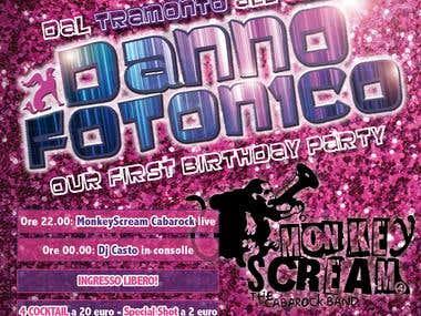 Feste Fotoniche Advertising 2012