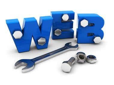 Website Design and Blog Writing
