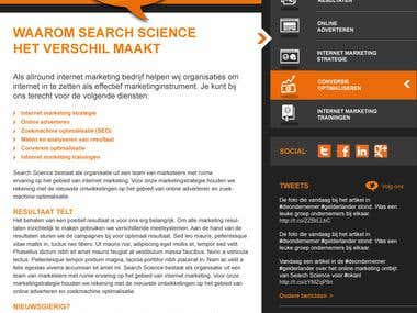 1. Searchscience.nl