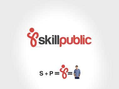 Creative Logo design For SkillPublic