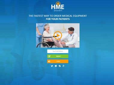 HME Answers – An EMR System