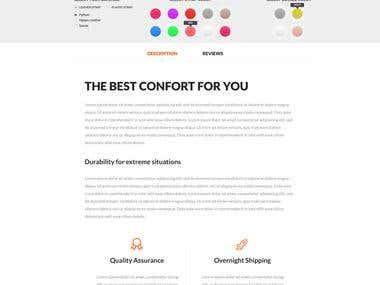 Designer Tool ( Custom CAP Design )