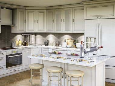 Kitchen design!