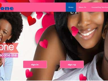 Dating website & Mobile applications