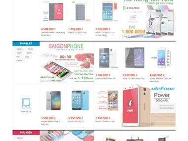Sai Gon Phone store