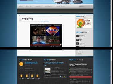 Television Company: Rubi TV