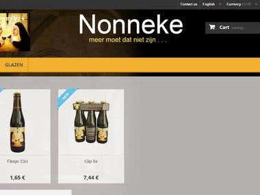 Nonneke.be development