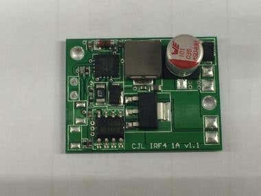 LED Dimmer PCB v3 (mass produced)