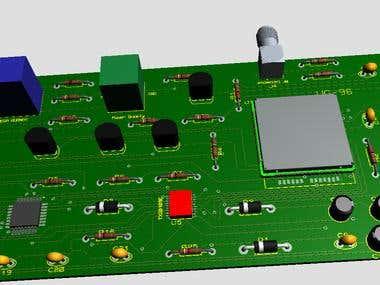 UG-96 and Atmega 328p Based IoT system