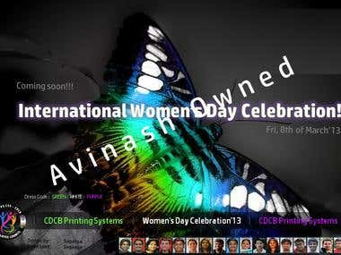 International Women's Day Celebration @ MNC