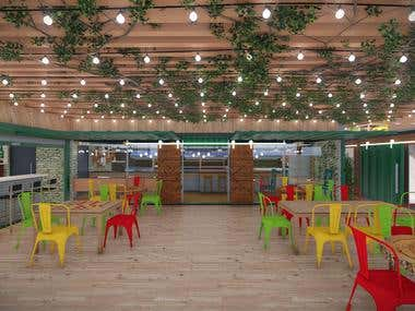 Container Restaurant Project
