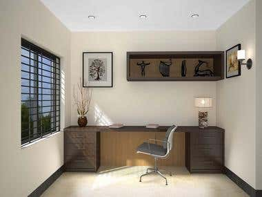 Interior Design multiple project
