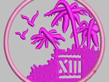 Wilcom Embroidery Digitization