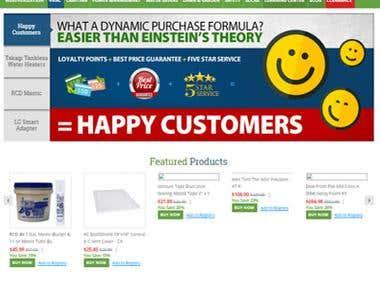 www.energyconscious.com / Ecommerce / Energy Conscious