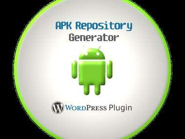 APK Repository Generator (Wordpress Plugin)