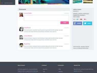 Pixiant Website