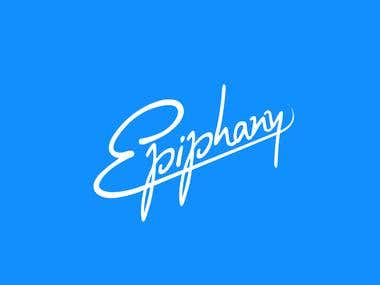 Epiphany logo design